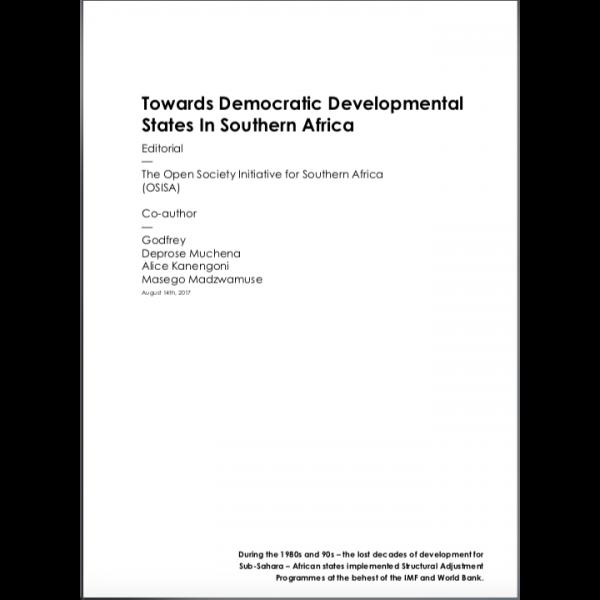 OSISA Publication