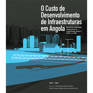 OSISA Angola Infraestruturas report Portugues